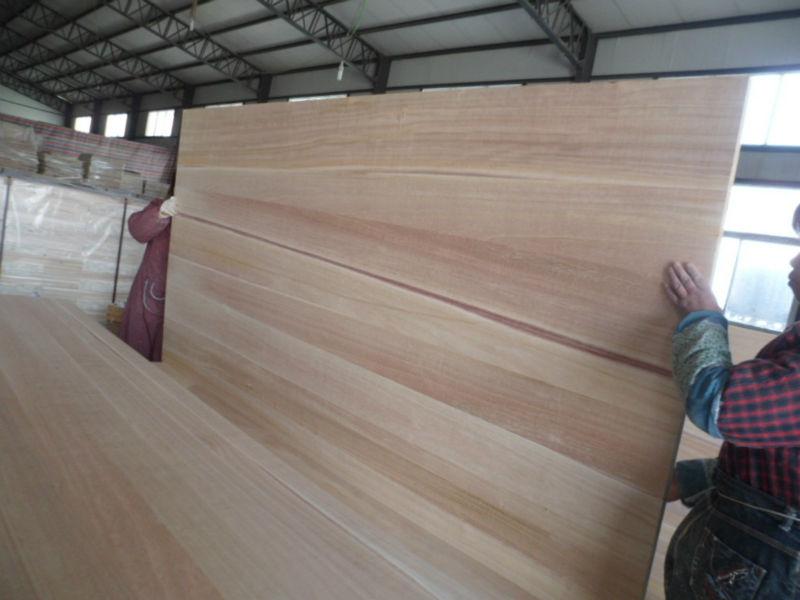 bordo incollati tavole di legno di paulownia massello