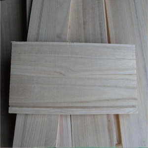 Natural Color Paulownia Panel for Drawer Sides