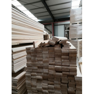 Paulownia Finger Joint Board Solid Paulownia Wood Price Traited Paulownia Lumber Prices Scié Bois Timber Edge Panneaux muraux collés