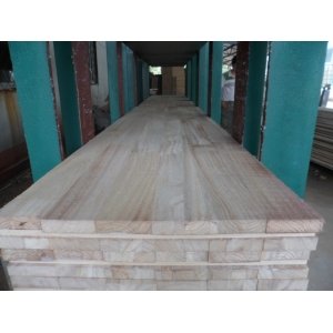 S4S Paulownia finger joint board for door frame