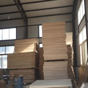 Wholesale Price Coffins Wood Board Paulownia Edge Glue Panels