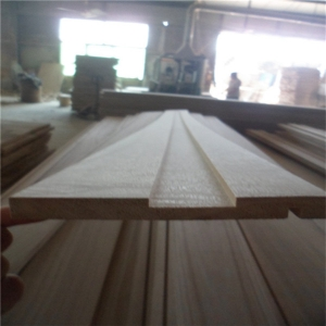 paulownia drawer sides ,china balsa timber,natural color