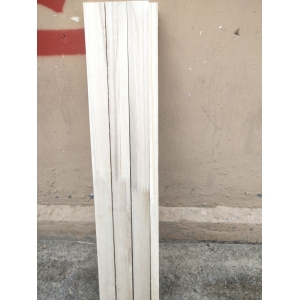 paulownia finger joint butt joint strip for decoration board