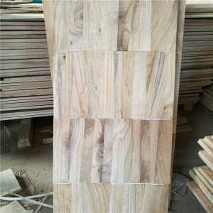 paulownia  joint board for furniture