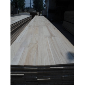 paulownia laminated panel with 70mm thickness