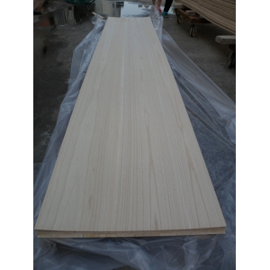 paulownia wood board for furnitures and decoration