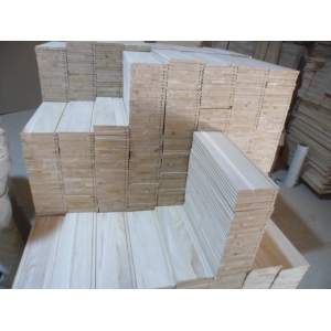 solid paulownia drawer sides and backs furniture wood