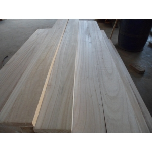 FSC certified surfboard core balsa paulownia wood