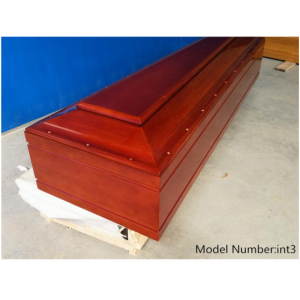 the US style funeral coffins