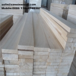 China 24mm paulownia strip for ski core factory