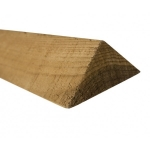 Chine 8'/10'x19x19mm  paulownia triangle solid strip usine