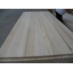 China AB grade Paulownia wood for furniture factory