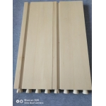 China China poplar/birch drawer panel with UV finished and groove factory