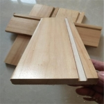 China Chinese poplar finished drawer sides UV panel factory