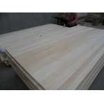 Chine FSC certificated Paulownia wood for furniture usine