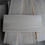 China Grooved paulonwia drawer sides board factory