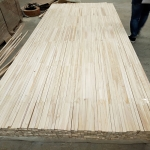 China Paulownia Batten Used for Decoration factory