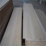 China Paulownia Panel Wooden Cores for Skis Kiteboards factory