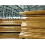 China Paulownia Wood Coffins with 30mm Thickness factory