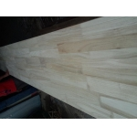 China Paulownia finger joint board for furniture factory