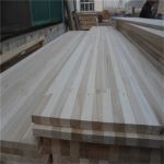 China bamboo & poplar wood for snowboarding factory