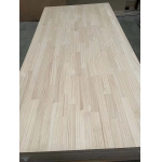 China newzealand pine finger joint board used for furniture fábrica