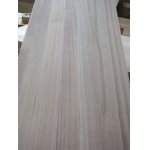 China paulownia coffin board factory