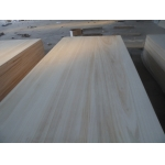 China paulownia edge glued panel board factory