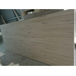 China paulownia finger joint boards factory