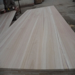 China paulownia furniture wood with all kinds of dimensions factory