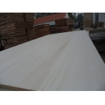 China paulownia solid wood panel paulownia furniture board paulownia furniture part board factory