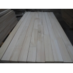 China paulownia wood lumber in  certificate for surfboard and furnitures factory