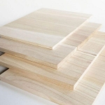 الصين مصنع paulownia wooden breaking board