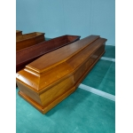 Fabbrica della Cina paulownia wooden casket coffin supplier in China