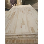 China pine finger joint board used for blockboard-Fabrik