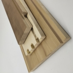 الصين مصنع poplar UV drawer sides panel