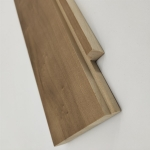 China poplar drawer sides panel UV birch color fábrica
