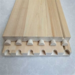China poplar drawer sides panel factory