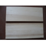 China poplar wood factory