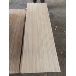 Chine ski and snowboard  wood cores with 20mm strips usine