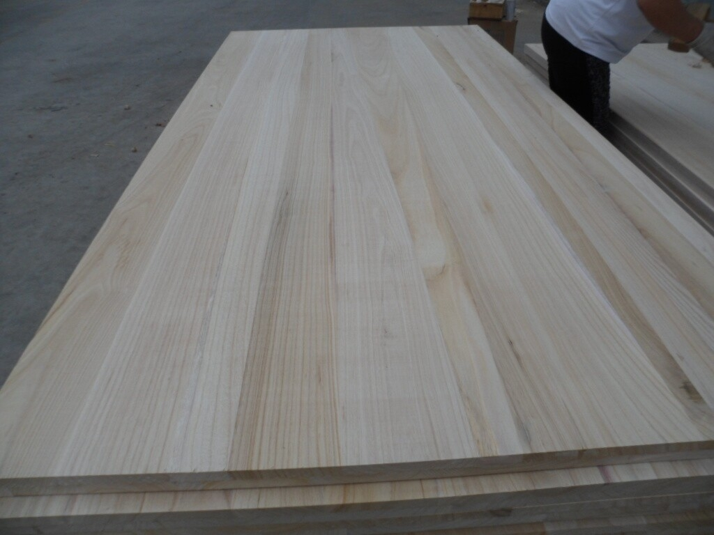 Paulownia Edge Glue Board For Furniture